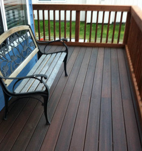 Handicap Accessible Deck Anchorage AK